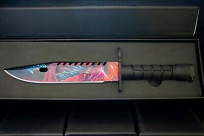 $ CDN53.70 • Buy CSGO M9 Bayonet Hyperbeast Knife - Collectable IRL