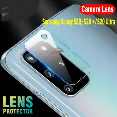 AU5.99 • Buy Samsung Galaxy S20 FE S20 Plus Ultra Camera Lens Tempered Glass Screen Protector