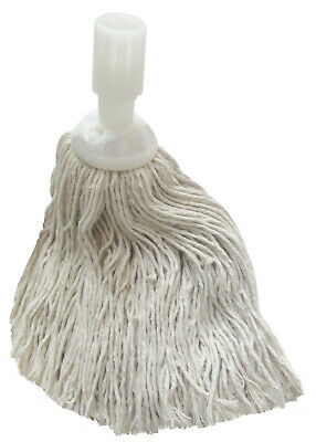 £6.99 • Buy 4 X Ovel Socket Mop Head No12 PC Cotton String For Floor Tile Cleaning