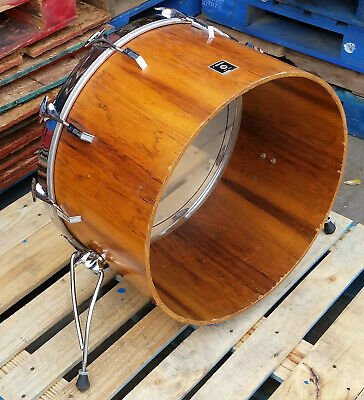 $1449.99 • Buy Sonor Vintage 70s Phonic 24x14 Bass Drum Rosewood Germany