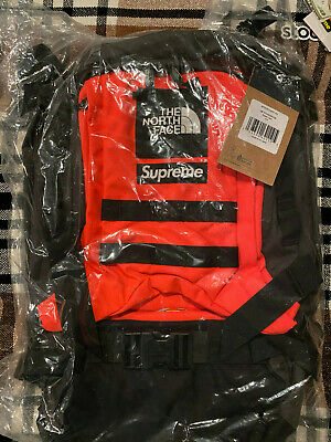 $ CDN330.30 • Buy New Supreme The North Face Backpack Bright Rocket RED 2020SS