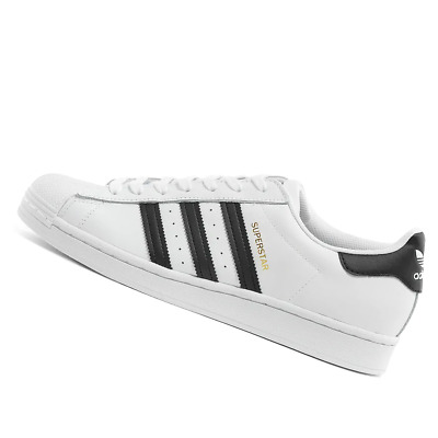 AU125.95 • Buy ADIDAS MENS Shoes Superstar - White & Black - OW-C77124