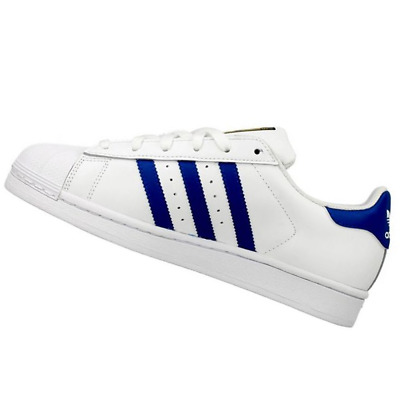 AU89.95 • Buy ADIDAS WOMENS Shoes Superstar - White & Blue - S74944