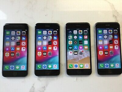 $ CDN492.68 • Buy EXCELLENT Lot Of 4 TESTED Apple IPhone 6S 32GB (3) A1633 AT&T (1) A1688 Verizon