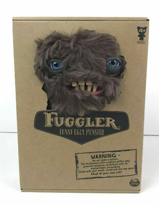 $ CDN38.05 • Buy Spin Master FUGGLER Funny Ugly Monster Brown Squidge Alien Brand New Rare