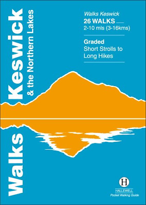 Walks Keswick And The Northern Lakes Hallewell Pocket Walking Guides • 4.24£