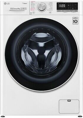 AU745 • Buy SYDNEY ONLY | LG 8kg Front Load Washing Machine WV5-1408W