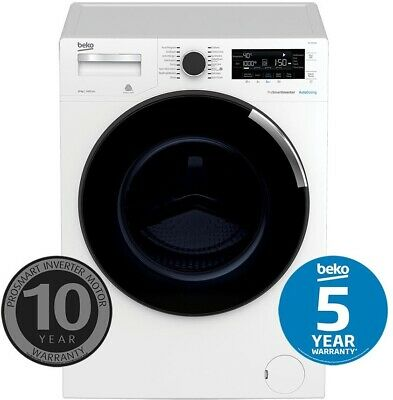 AU919 • Buy SYDNEY ONLY | Beko 10kg Front Load Washing Machine BFL103ADW