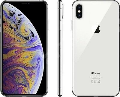 AU780 • Buy Apple IPhone XS Max - 256 GB - Silver (Unlocked) A2101 (GSM) (AU Stock)