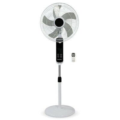 £64.06 • Buy Beper 3 Speed Touch Screen Pedestal Fan With Remote Control