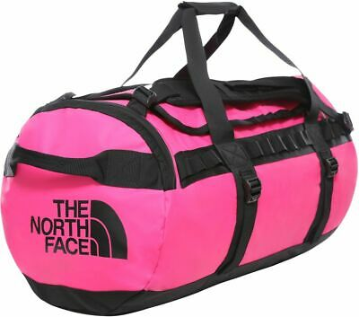 THE NORTH FACE Base Camp Duffel T93ETPEV8 Waterproof Travel Bag 71 L Size M New • 119.99£