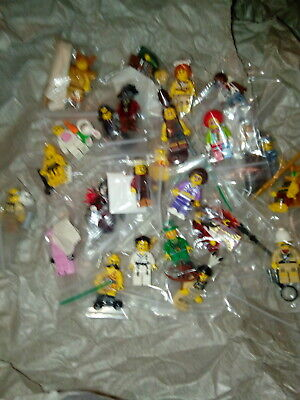 Lego Collectable Minifigures Various Series (Choose Your Own) • 6.75£
