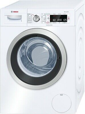 AU1369 • Buy SYDNEY ONLY | Bosch 8.5kg Serie 8 Front Load Washing Machine WAW32640AU