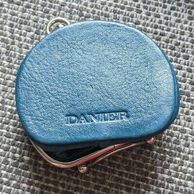 $ CDN35 • Buy Danier Genuine Leather Coin Purse Blue