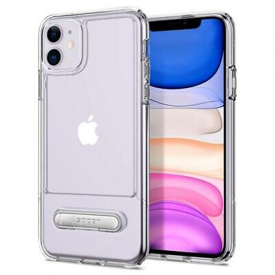 AU39.79 • Buy Spigen IPhone 11 (6.1 ) Slim Armor Essential S Case- Crystal Clear, DROP-TESTED