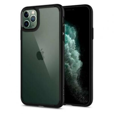 AU34.48 • Buy Spigen IPhone 11 Pro Max (6.5 ) Ultra Hybrid Case, Matte Black,MILITARY GRADE,El