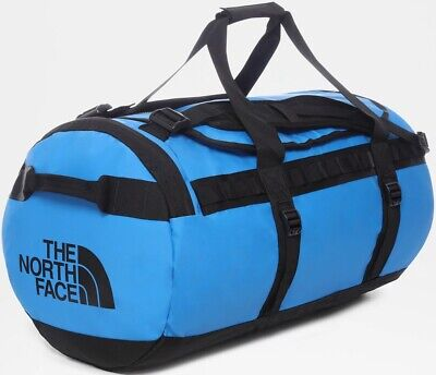 THE NORTH FACE Base Camp Duffel T93ETPME9 Waterproof Travel Bag 71 L Size M New • 119.99£