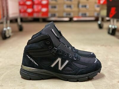 $104.99 • Buy New Balance 990V4 Made In USA Mid Mens Trail Boots Black MO990BK4 NEW Multi Size