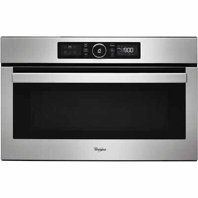 Whirlpool AMW730IX-HL Built In Microwave With Grill - Stainless Steel (BB1300) • 379.99£