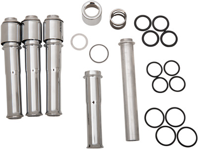 $151 • Buy S & S Cycle Pushrod Cover Kit 93-4039 Harley Parts