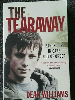 The Tearaway Very Good Book About A Boy In The Care System • 0.99£