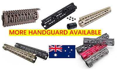 AU99 • Buy Gel Blasters Metal Handguard Fishbone Upgraded Parts For Gen9 M4 Series 100% Aus
