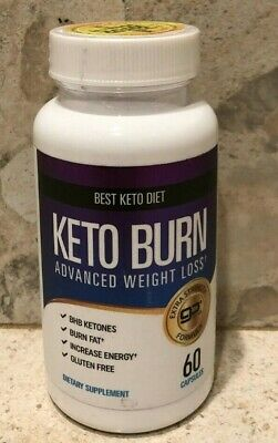 $8.95 • Buy Best Keto Diet - Keto Burn Advanced Weight Loss 60 Capsules 2021 - Sealed