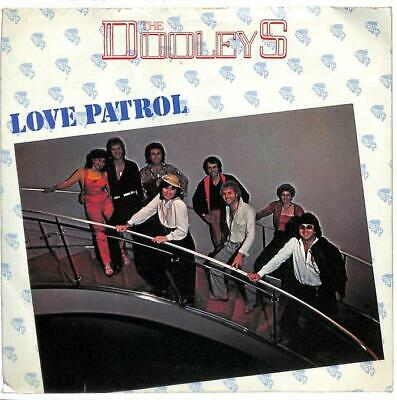 The Dooleys - Love Patrol - 7  Record Single • 2.68£