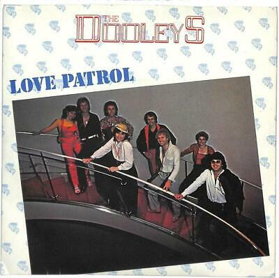 The Dooleys - Love Patrol - 7  Record Single • 2.80£