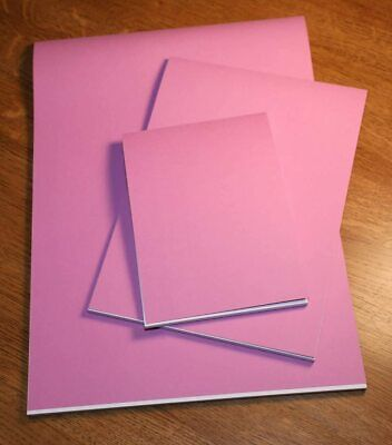 £4.50 • Buy A3,A4,A5 Sketch Pad White 80g Sketching Drawing Doodling 50 Sheets (100 Sides)