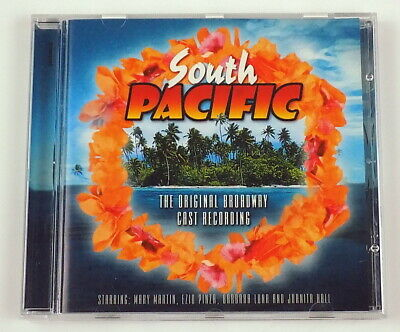 South Pacific Soundtrack The Original Broadway Recording CD 2004  • 0.99£
