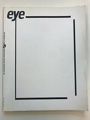 Eye Magazine 29 - The International Review Of Graphic Design • 6.50£
