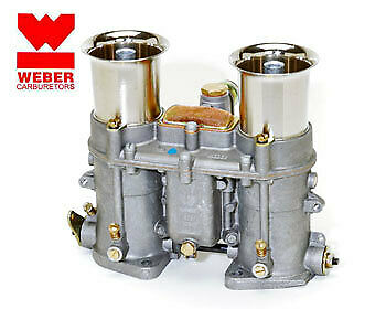 $ CDN1161.86 • Buy 48 IDA Weber  Carburetor  Genuine