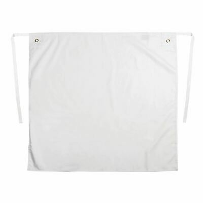 £9.55 • Buy Whites Chefs Clothing Unisex Professional Apron In White Size 915x915mm