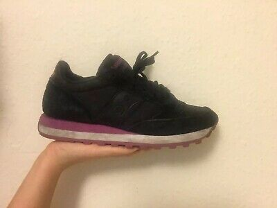 Ladies Saucony Jazz Trainers Size Uk5 • 3.20£