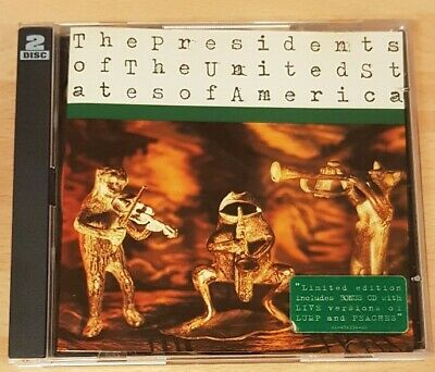 Presidents Of The United States Of America - Limited Edition Double Cd Album • 6£