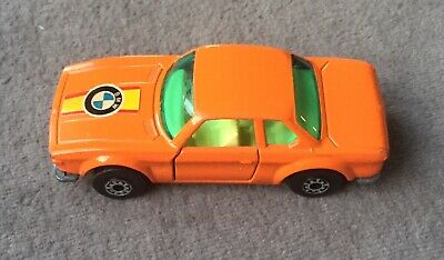$2.99 • Buy Matchbox Orange Bmw 5.0 Csl Mb45-b7  Loose