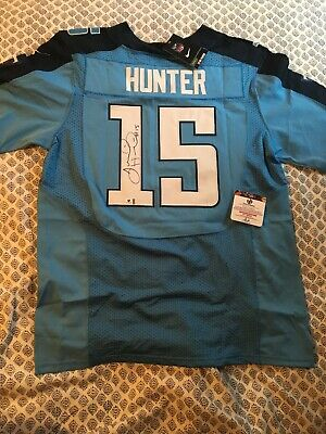 $25.95 • Buy 2013 Nike On Field Stitched Titans Justin Hunter Auto RC Jersey Global COA! Vols