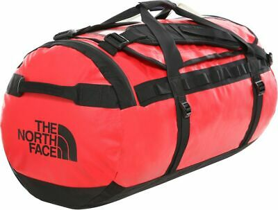 THE NORTH FACE Base Camp Duffel T93ETQKZ3 Waterproof Travel Bag 95 L Size L New • 129.99£