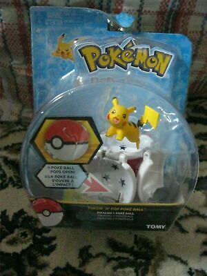 Tomy Pokemon  Pikachu Throw 'n' Pop Poke Ball Ultra Ball  New In Box  • 3.99£