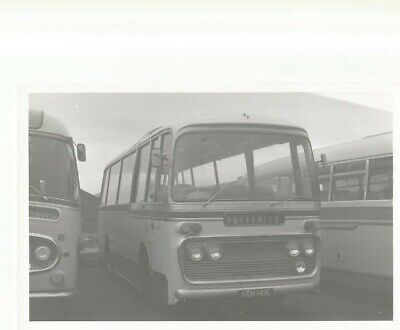 Bus Photo  Aeh141c   Potteries  [pmt] Fn C1041   • 1.50£
