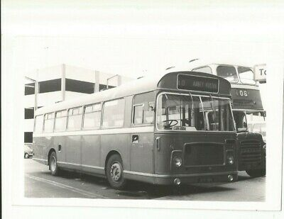 Bus Photo  Jeh191k  Pmt  Potteries  Bristol  Rell • 1.50£