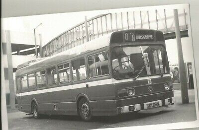 Bus Photo  Xeh252m  Pmt [252]   Potteries   Leyland National   • 1.50£