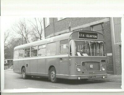 Bus Photo    Pvt206l   Pmt [206]   ] Potteries   Bristol Re  • 1.50£