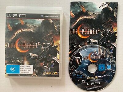 AU12.50 • Buy Lost Planet 2   PS3  - Sony PlayStation 3 Capcom Action Adventure Game