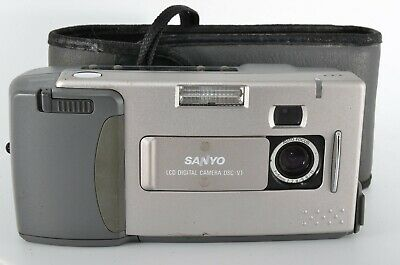 $26.97 • Buy SANYO LCD DIGITAL CAMERA DSC-V1 [For Parts Repair] From JAPAN