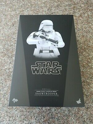 $ CDN212.13 • Buy Hot Toys Star Wars FIRST ORDER SNOWTROOPER Sixth Scale 1/6 1:6 MMS321