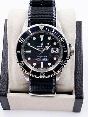 $ CDN20358.70 • Buy VINTAGE Rolex Submariner 1680 Stainless Steel ORIGINAL MINT DIAL HANDS 1967