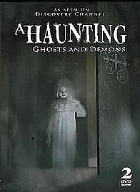 A Haunting - Ghosts And Demons RARE 2 DISC (UK RELEASE) DVD • 16.99£