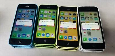 $ CDN735.44 • Buy Apple IPhone 5c A1532 - (T-Mobile/Unlocked) LOT OF 14 PHONES! Used! All Working